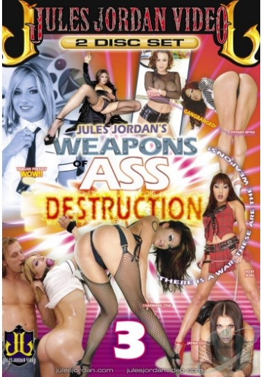 "Jayna Oso & Roxy Jezel (сцена из ""Weapons Of Ass Destruction 3"") / В киске одновременно чл [2006 г., Anal, Toys, All Sex, Gonzo, DVDRip]"