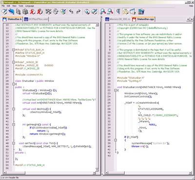 Notepad++ 5.4.1