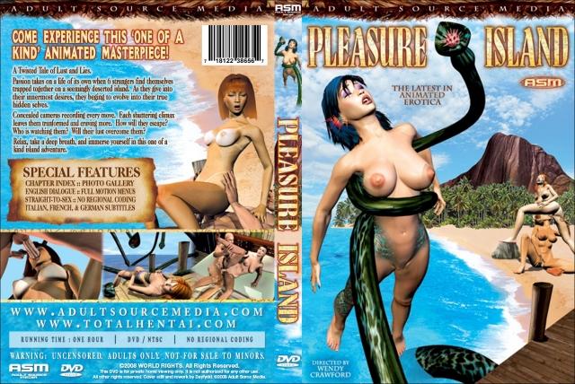 Остров удовольствий / Pleasure Island (2008) DVDRip