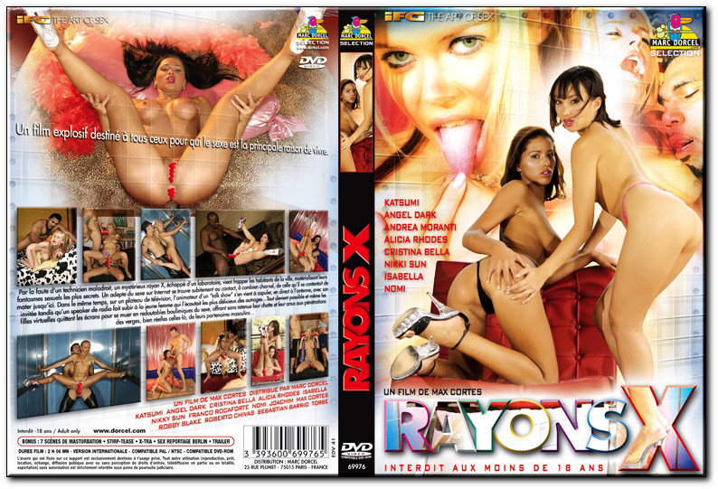 Rayons X / Rayos XXX / Секс излучение. (Max Cortes, Marc Dorcel / International Film Grup) [2007 г., All Sex, Anal, Oral]