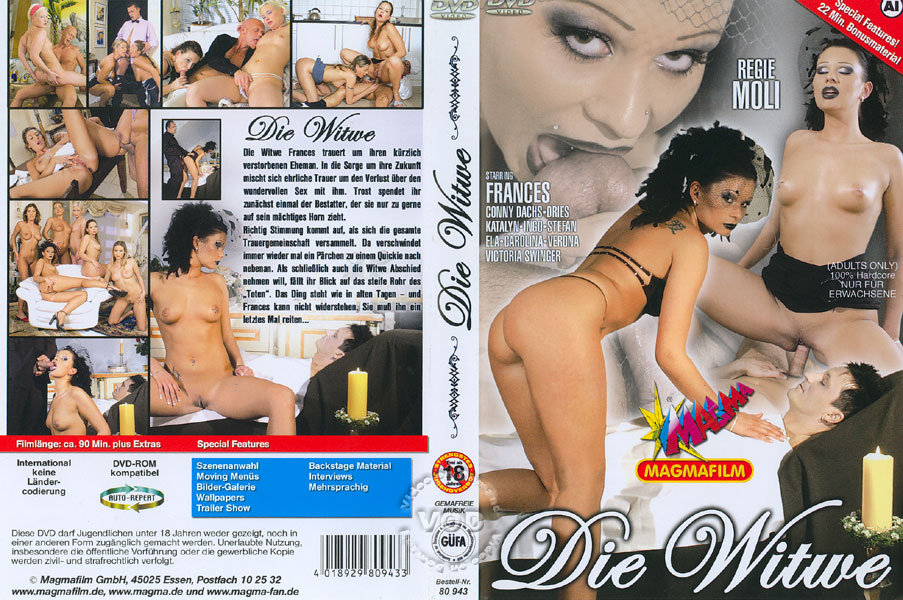 Die Witwe / Вдова (Magma Film) [2005 г., All Sex, Blowjob, Fetish, Fisting, Lesbians, Threesome, Cum shots, Anal, Orgy, DVDRip]