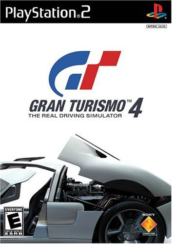 [PS2] Gran Turismo 4 [NTSC/ENG][DVD5] [Archive]