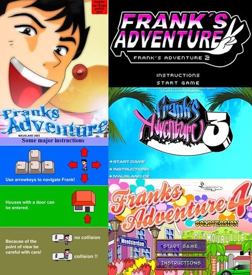 Mausland Entertainment - Frank's Adventure (uncen, english)