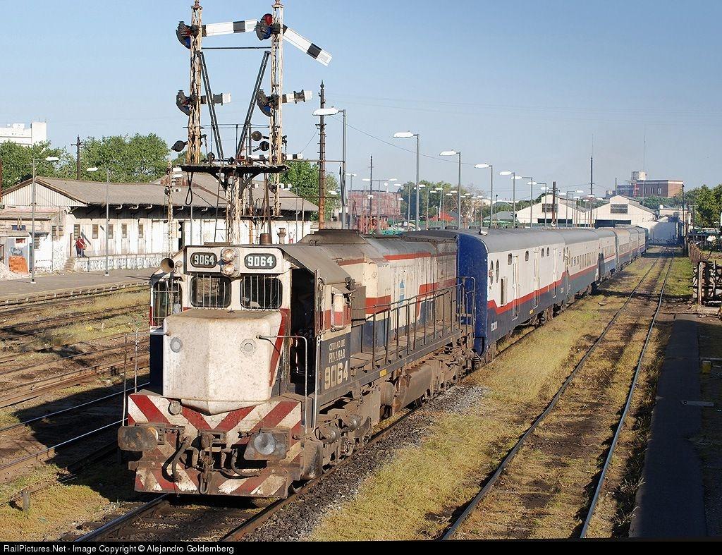 Córdoba and Rosario Railway
