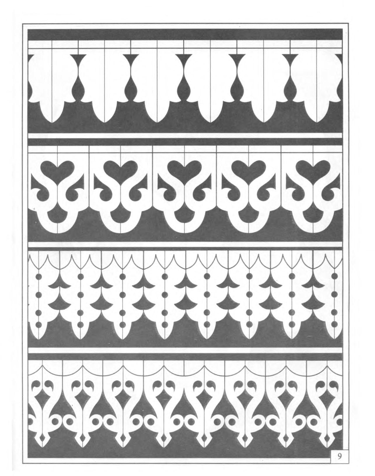 схемы для вышивки корабельный штурвал