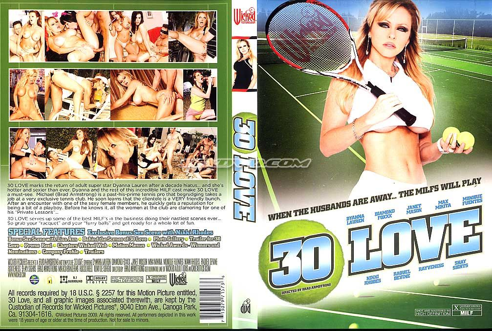 30 Love / 30 Любви (Brad Armstrong /Wicked Pictures) [2009 г., Feature, Straight, Couples, MILF] *(Release Date:Aug 27, 2009)