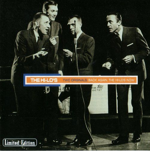 (Jazz, Harmony Vocal Group, Jazz-Pop) The Hi-Los - Two Originals (Back Again. The Hi-Los Now) - 1994, FLAC (tracks+.cue) losseless
