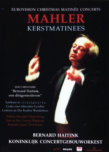 Mahler - Symphonies No.1-5, 7, 9 (Concertgebouw, Haitink) / Малер - Симфонии (Хайтинк) [2006 г., Classical, orchestral, 4xDVD5]