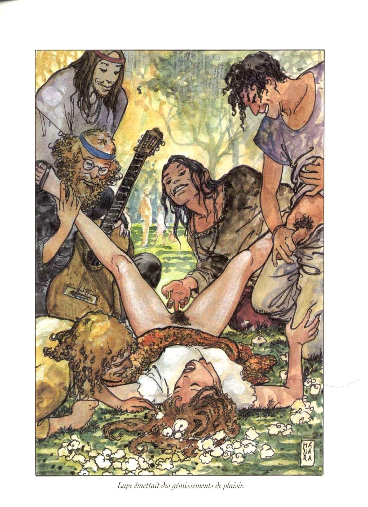 Эротическая иллюстрации к литература 1 фотография