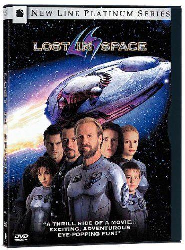 Затерянные в космосе / Lost in Space (Стивен Хопкинс / Stephen Hopkins) [1998 г., Триллер, Фэнтези, Боевик, Приключения, HDRip] Dub + Mvo + Original + RusSub + EngSub