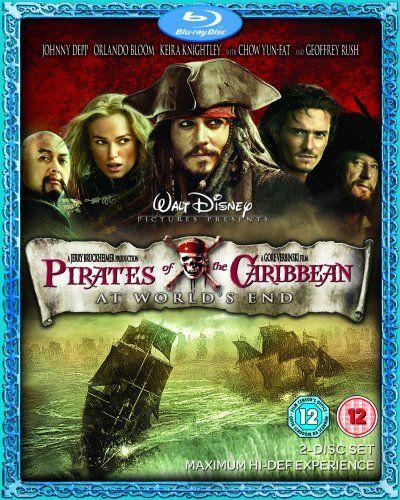 Пираты Карибского моря 3: На краю света / Pirates of the Caribbean: At World's End (Гор Вербински / Gore Verbinski) [2007 г., Боевик, фэнтези, приключения, HDRip] Dub + Original + RusSub + EngSub