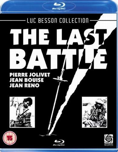 Последняя битва / Le dernier combat (Люк Бессон / Luc Besson) [1983 г., Фантастика, HDRip]