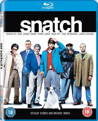 Большой куш / Snatch (Гай Ричи / Guy Ritchie) [2000 г., Криминальная комедия, HDRip]