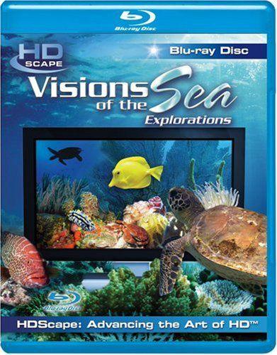 Морские виды: Исследования / Visions of the Sea: Explorations(Энтони С. Ленцо / Anthony S. Lenzo) [2006 г., Документальный, Музыкальный,HDRip]
