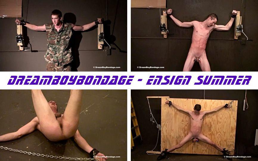 [DreamBoyBondage.com] Ensign Summer / Лето Лейтенанта (Chapter 1-7) [BDSM, Fetish, Teens, Rape, Torture, Humiliation, Spanking, Masturbation, SiteRip]