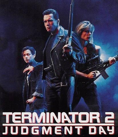 Терминатор 2: Судный День 1991 - профессиональный