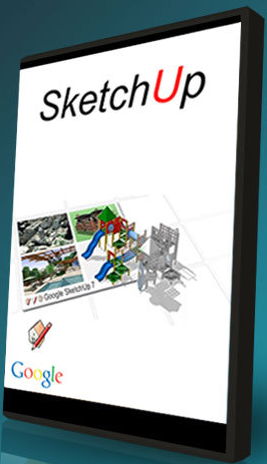 Google SketchUp PRO + V-Ray 1.05.30 + Books 7.1.4871 (ENG+Руссификатор) (2008)