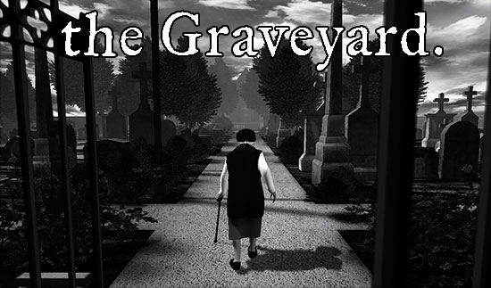 Кладбище / The Graveyard (Steam)  (ENG) [Repack]