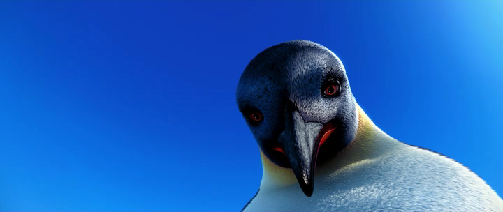 Делай ноги / Happy Feet (2006) HDRip / 1.83 GB