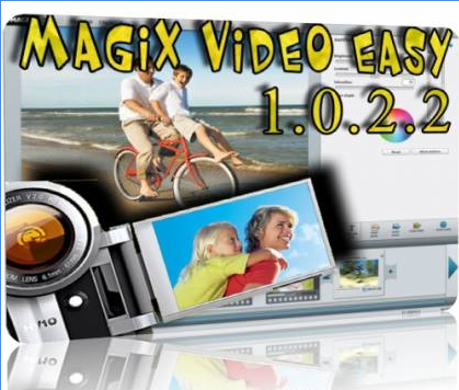 MAGIX Video Easy 1.0.2.2 (2009) (ENG) PC