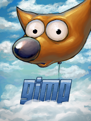 GIMP 2.6.7 (2009) RUS+ENG