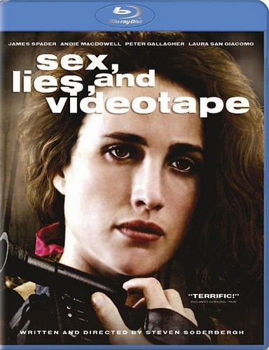 Секс, ложь и видео / Sex, Lies, and Videotape (Стивен Содерберг / Steven Soderbergh) [1989 г., Драма, BDRip] MVO + Original + Rus Sub
