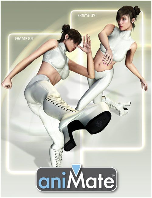 DAZ3D - AniMAte (2009) ENG PC