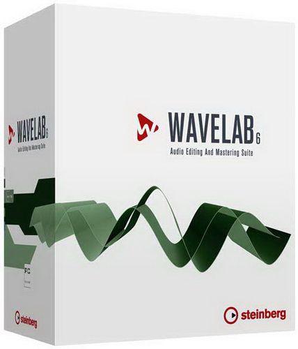 Steinberg WaveLab v. 6.1 (2009) RUS PC