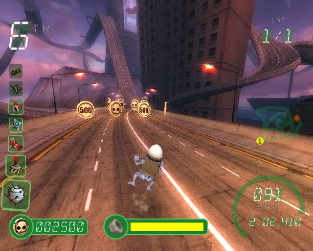 Crazy Frog Racer(2005)PC