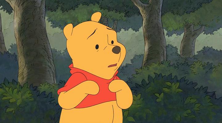 Винни и Слонотоп / Pooh's Heffalump Movie (2005) HDRip