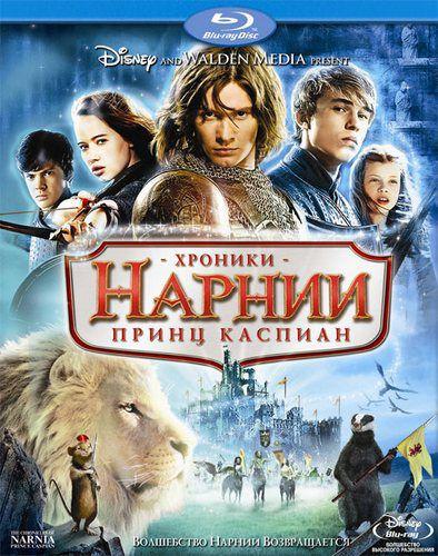 Хроники Нарнии: Принц Каспиан / The Chronicles of Narnia: Prince Caspian (Эндрю Адамсон / Andrew Adamson) [2008 г., Фэнтези, драма, приключения, семейный, BDRip-AVC]