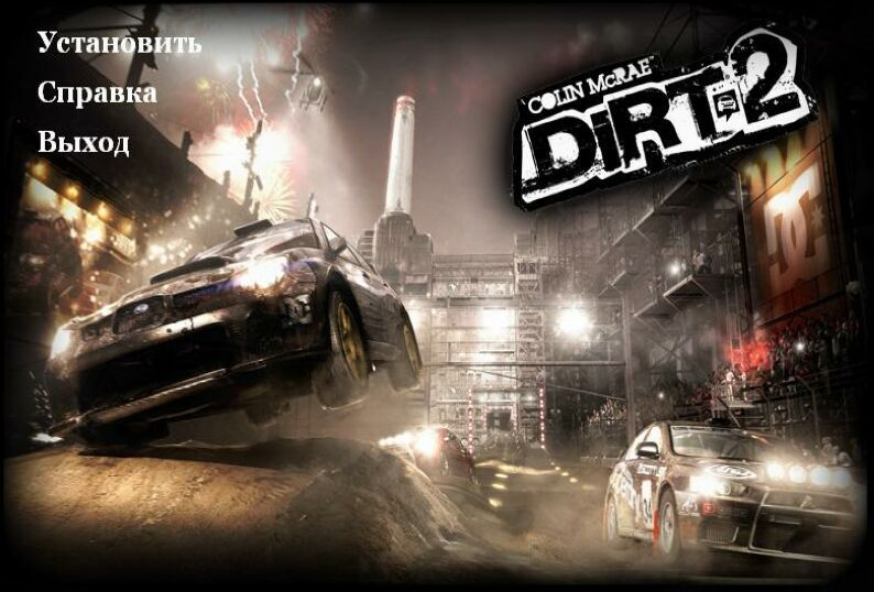 Colin McRae: DiRT 2 (2009) PC Repack