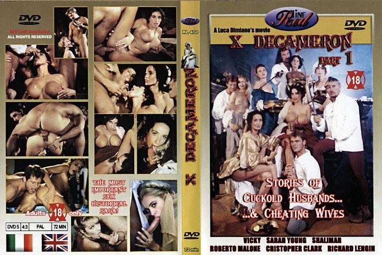 Италии порно фильм декамерон