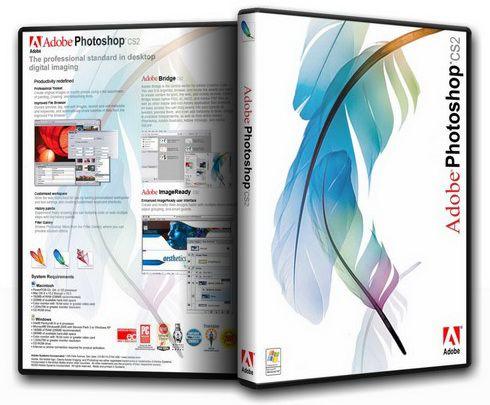 Adobe Photoshop CS2 (2005) [RU,Windows 32-bit]