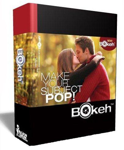 Alien Skin Bokeh 1.0.0.174 Release для Photoshop (2008)