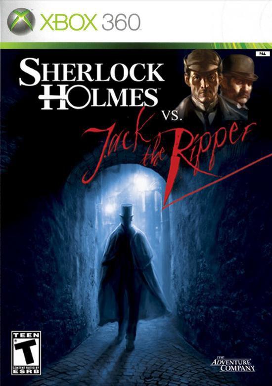 [XBOX360] Sherlock Holmes vs Jack The Ripper[2009/RUS]