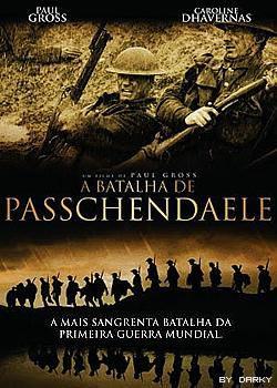 Filme Poster A Batalha de Passchendaele DVDRip XviD Dual Áudio