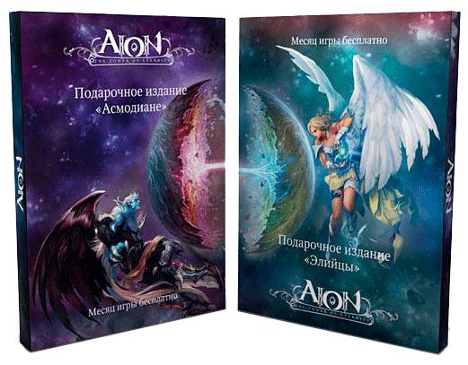 Айон: Башня Вечности / Aion: The Tower of Eternity  › Торрент