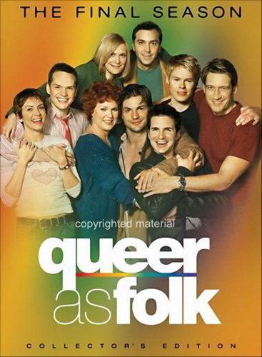 Близкие друзья / Queer As Folk (Сезоны 1-5) [2001-2005 гг., драма, DVDRip] (Данила Ивин)