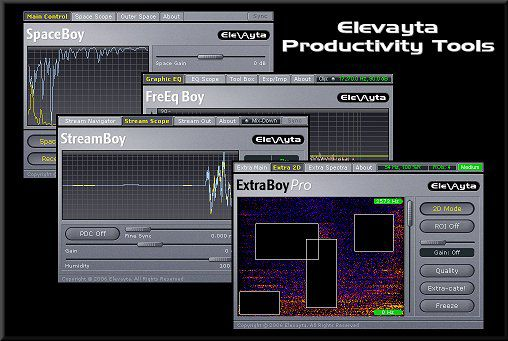Elevayta Productivity Tools Bundle (2007) ENG PC