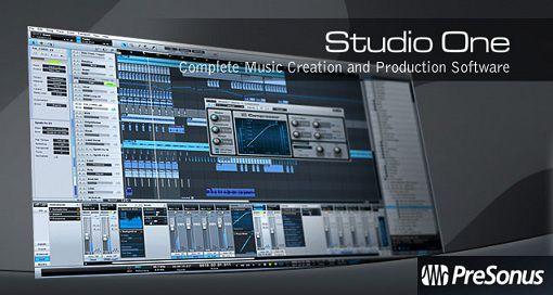 Presonus Studio-One Pro v1.0-UNION (2009) ENG PC