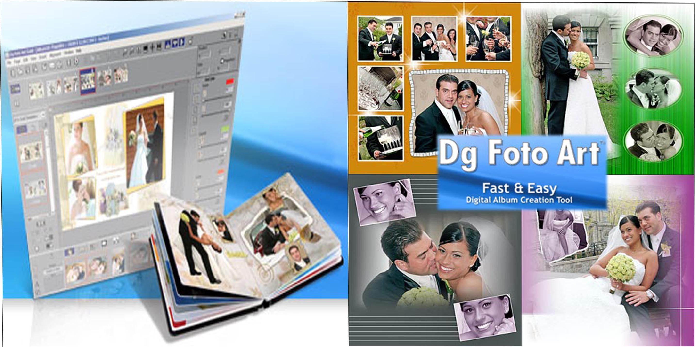 DG Foto Art v5.2 (2006) RUS+ENG PC