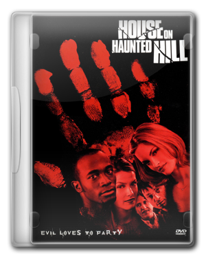 Дом Ночных Призраков / House On Haunted Hill (Уильям Мэлоун / William Malone) [1999 г., Ужасы, Триллер, DVD5] DVDXPERT, MVO + Original, Rus Sub + Eng Sub