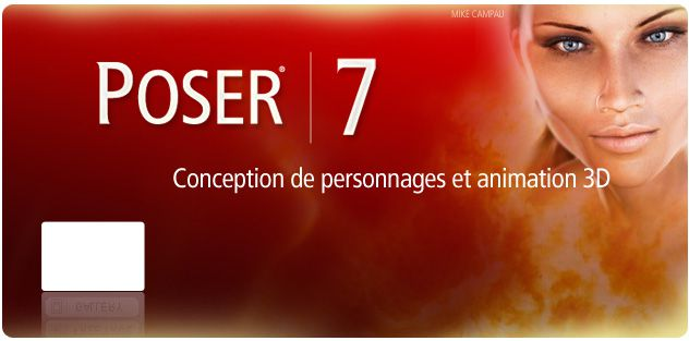 Poser 7 (2007) ENG PC