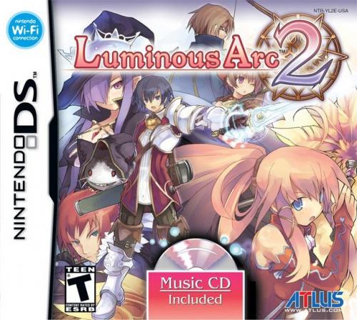 2978 - Luminous Arc 2: Will [U][ENG]