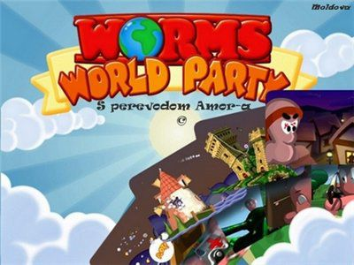 Worms World Party › Торрент