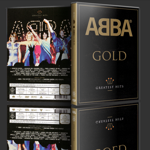"Abba - Gold ""Greates​t Hits"" [1992 г., Pop, Disco, DVD5]"