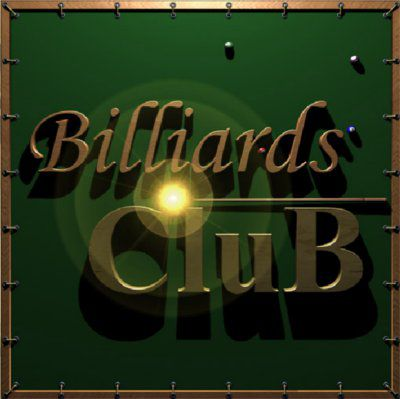 Бильярд клуб / Billiards Club (Discus Games) (RUS) [L]