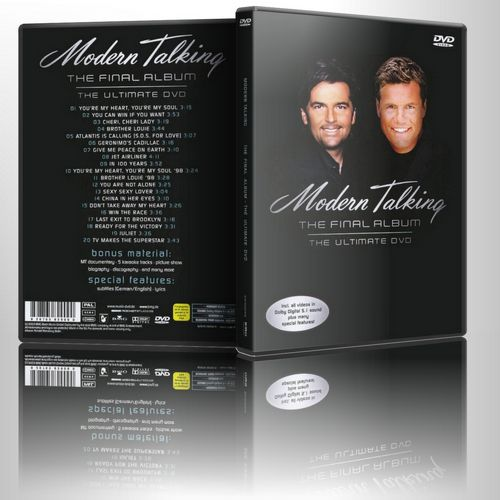 Modern Talking The Final Album The Ultimate DVD [2003 г., Disco, pop, DVD5 (сжатый)]