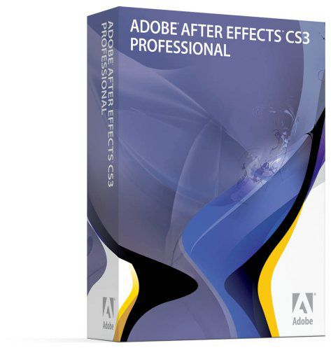 Adobe after effects CS3 pro (2008) ENG PC